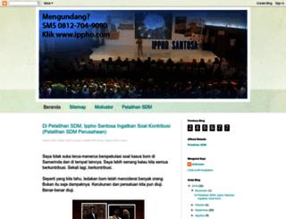 pelatihansdmperusahaan.blogspot.com screenshot