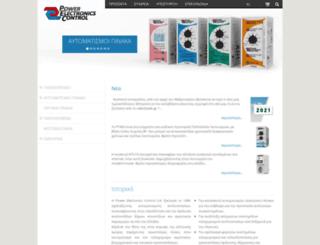 pelc.gr screenshot