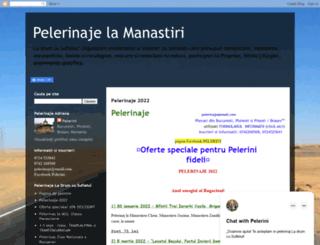 pelerinaje-la-manastiri.blogspot.ro screenshot