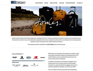 pelhamgroup.co.uk screenshot
