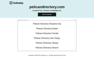 pelicandirectory.com screenshot