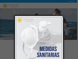 pelicanosguatemala.com screenshot