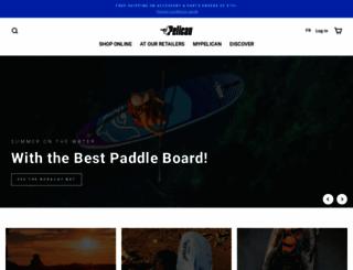 pelicansport.com screenshot
