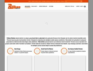 pelikanreklam.com screenshot