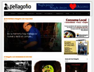 pellagofio.com screenshot