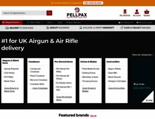 pellpax.co.uk screenshot