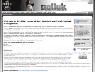 pelluk.co.uk screenshot