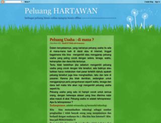 peluanghartawan.blogspot.com screenshot