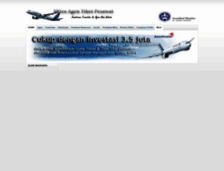 peluangusahakemitraan.blogspot.com screenshot