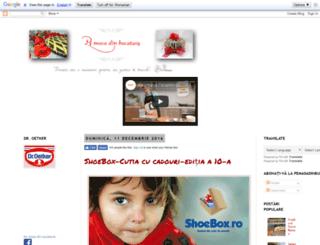 pemasadinbucatarie.blogspot.com screenshot