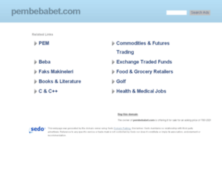 pembebabet.com screenshot