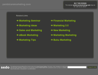 pembicaramarketing.com screenshot