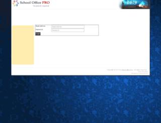 pembroke.schoolofficepro.com screenshot