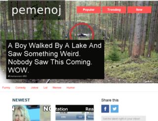 pemenoj.com screenshot