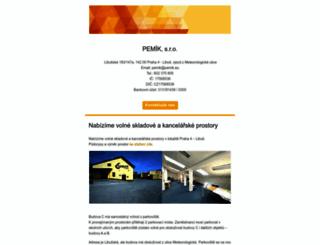 pemik.eu screenshot