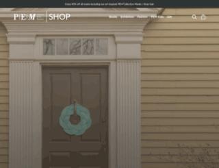 pemshop.com screenshot