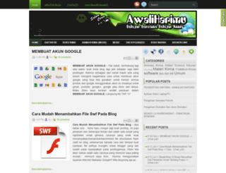 pemula-awaliharimu.blogspot.com screenshot