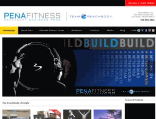 penafitness.com screenshot