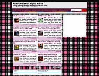 pendiari.blogspot.com screenshot