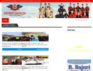 pendidikanpramugarijogja.com screenshot
