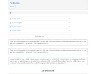 pendikalota.com screenshot