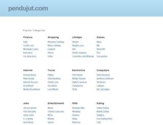 pendujut.com screenshot