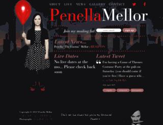 penellamellor.co.uk screenshot