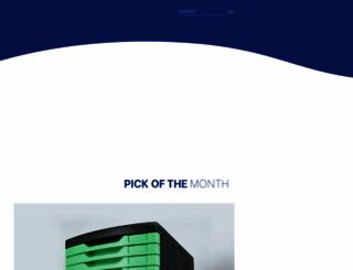 penflex.co.za screenshot