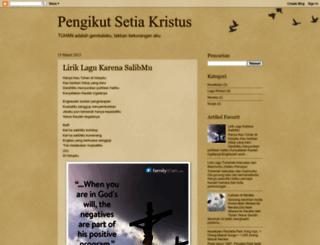 pengikut-setia.blogspot.com screenshot
