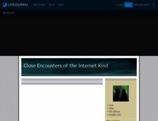 pengke.livejournal.com screenshot