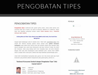 pengobatantipes33.wordpress.com screenshot