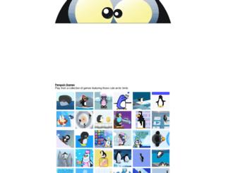 penguingames.info screenshot