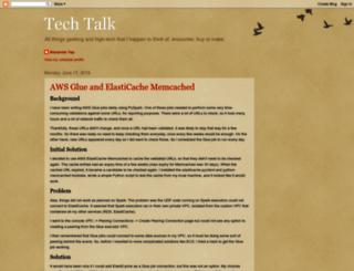 penguinman-techtalk.blogspot.com screenshot