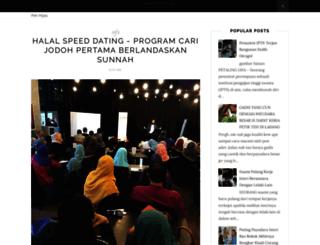 penhijauputih.blogspot.my screenshot