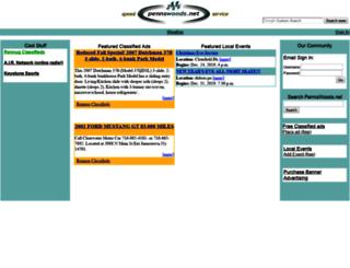 pennswoods.net screenshot