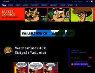 penny-arcade.com screenshot