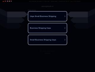 pennyblack.nl screenshot