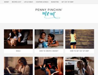 pennypinchinmom.com screenshot