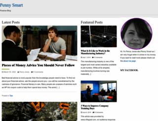 pennysmart.net screenshot