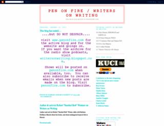 penonfire.blogspot.com screenshot