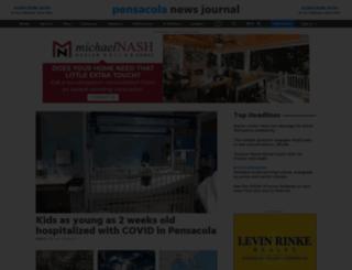 pensacolanewsjournal.com screenshot