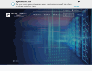 penscotrust.com screenshot