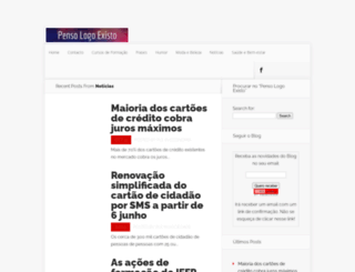 pensologoexisto.com screenshot