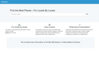 pentalocal.com screenshot