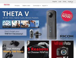 pentaximaging.com screenshot