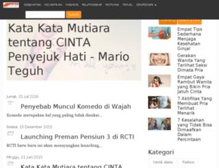 penulisinter.net screenshot