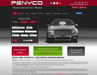 penyco.com screenshot
