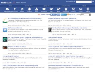 penza.hotbizzle.com screenshot