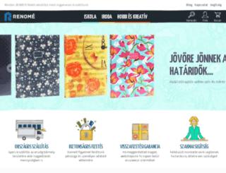penztarca.com screenshot