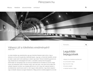 penzzseni.hu screenshot
